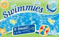 COUCHES PISCINE SWIMMIES BEBE CASH 4-9 KG