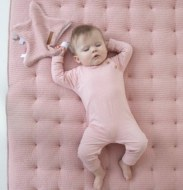TAPIS DE PARC PURE PINK LITTLE DUTCH