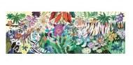 PUZZLE GALLERY RAINBOW TIGERS DJECO 9 ans+