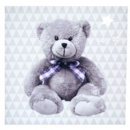 TOILE LUMINEUSE SCINTILLANTE MY LITTLE BEAR DOMIVA