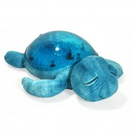 VEILLEUSE PROJECTION MUSICALE TORTUE TRANQUIL AQUA CLOUD B