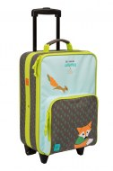 VALISE TROLLEY LITTLE TREE FOX RENARD LÄSSIG