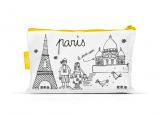 "TROUSSE A COLORIER ""PARIS"" LABEL'TOUR CREATIONS"