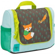 TROUSSE DE TOILETTE LITTLE TREE RENARD LASSIG