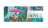 PUZZLE GALLERY CHILDREN'S WALK DJECO 6+