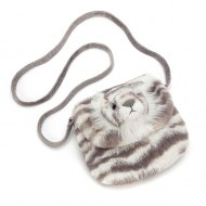 SAC SACHA SNOW TIGER JELLYCAT