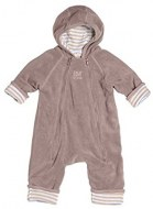 COMBINAISON ZIP UP TAILLE 1 0-3mois RED CASTLE TAUPE/ROSE